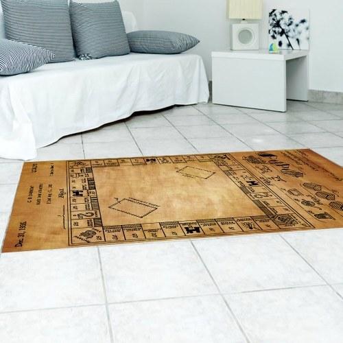 1 Pcs Large Self-adhesive Floor Sticker