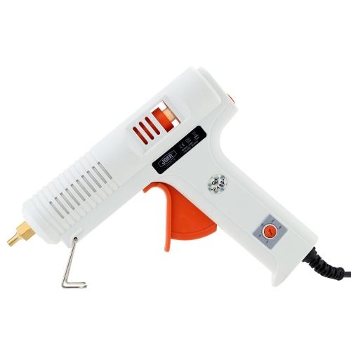 100-240V 150W Professional Hot Melt Glue Gun with 20pcs Glue Sticks 140-220°C Adjustable Temperature Repair ToolHome &amp; Garden<br>100-240V 150W Professional Hot Melt Glue Gun with 20pcs Glue Sticks 140-220°C Adjustable Temperature Repair Tool<br>