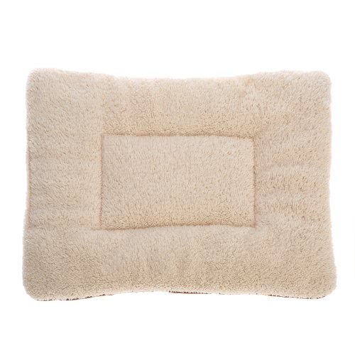 Soft Washable Puppy Dog Cat Bed Pad Mat Cushion Reversible Fleece Pet Kennel Crate MatHome &amp; Garden<br>Soft Washable Puppy Dog Cat Bed Pad Mat Cushion Reversible Fleece Pet Kennel Crate Mat<br>
