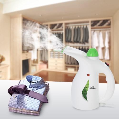 Macchina da stiro a vapore multifunzionale portatile tenuto in mano del vapore del tessuto dell'indumento