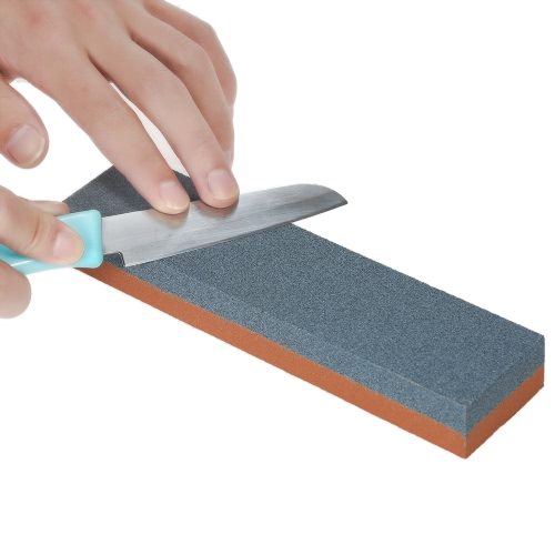 Decdeal 8*2*1 Knife Sharpening Stone 200/600 Grit Coarse/Fine Combination Double Side Whetstone Grindstone for Knives 200*50*25Home &amp; Garden<br>Decdeal 8*2*1 Knife Sharpening Stone 200/600 Grit Coarse/Fine Combination Double Side Whetstone Grindstone for Knives 200*50*25<br>