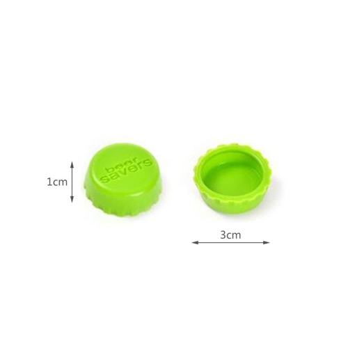 6pcs Home Reusable Bottle Cap Silicone Wine Beer Fresh Sealer Cover Stopper Candy ColorHome &amp; Garden<br>6pcs Home Reusable Bottle Cap Silicone Wine Beer Fresh Sealer Cover Stopper Candy Color<br>
