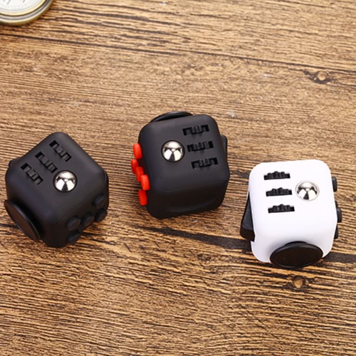 6-side Cube Dice Whiny Fidget ToyHome &amp; Garden<br>6-side Cube Dice Whiny Fidget Toy<br>