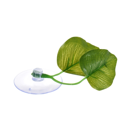 Artificial Plant Leaf Betta Hammock Fish Rest Bed Tropical Saltwater Fish Aquariums Supplies Including 2 LeavesHome &amp; Garden<br>Artificial Plant Leaf Betta Hammock Fish Rest Bed Tropical Saltwater Fish Aquariums Supplies Including 2 Leaves<br>