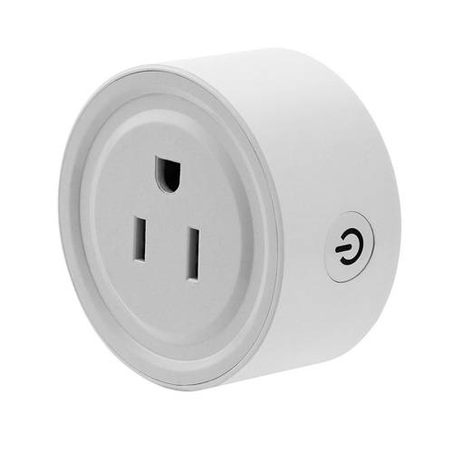Smart Wi-Fi Mini Outlet Plug Switch Works With Echo Alexa Remote Control US PlugHome &amp; Garden<br>Smart Wi-Fi Mini Outlet Plug Switch Works With Echo Alexa Remote Control US Plug<br>