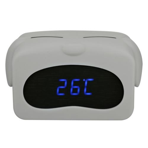 Mini LED Digital Alarm Clock