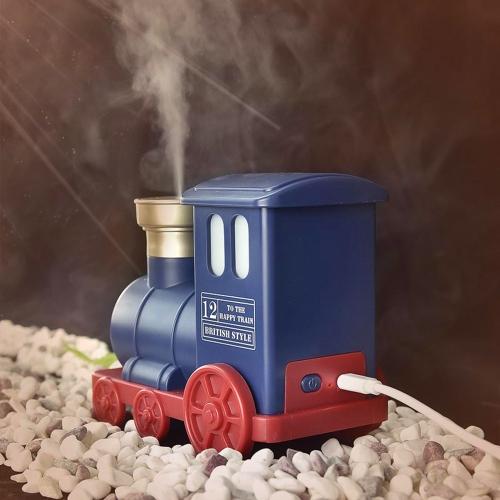 Adorable Mini Train Humidifier Multifunctional Portable Handy Air Purifier Aroma DiffuserHome &amp; Garden<br>Adorable Mini Train Humidifier Multifunctional Portable Handy Air Purifier Aroma Diffuser<br>