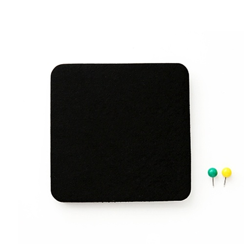 Multi-functional Innovative Square Felt Wall Sticker