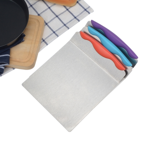 Stainless Steel Cakes Move Plate Layer Lifter Cake Transfer Shovel Bread Pizza Peel PurpleHome &amp; Garden<br>Stainless Steel Cakes Move Plate Layer Lifter Cake Transfer Shovel Bread Pizza Peel Purple<br>