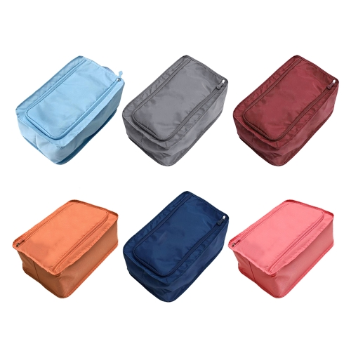 Convenience Travel Storage Bag Multi-functional Waterproof Nylon Shoes Organizer Bags Shoe Sorting Pouch Handbag Portable ClassifiHome &amp; Garden<br>Convenience Travel Storage Bag Multi-functional Waterproof Nylon Shoes Organizer Bags Shoe Sorting Pouch Handbag Portable Classifi<br>