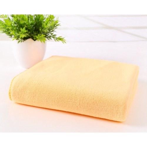 Serviette de bain magique à séchage rapide en microfibre 300 * 700mm