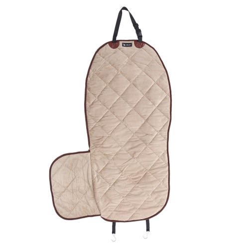 Luxury Water Resistant Non-Skid Pet Seat Cover Dog Cat Puppy Safety Single Seater Protector Quilted Mat for Cars SUVHome &amp; Garden<br>Luxury Water Resistant Non-Skid Pet Seat Cover Dog Cat Puppy Safety Single Seater Protector Quilted Mat for Cars SUV<br>