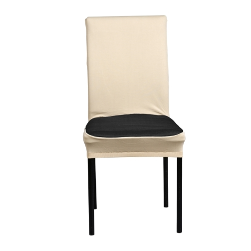2pcs/set Breathable Spandex Stretchable Dining Chair Seat Covers Dustproof Ceremony Chair Slipcovers Protectors Wedding Events DecHome &amp; Garden<br>2pcs/set Breathable Spandex Stretchable Dining Chair Seat Covers Dustproof Ceremony Chair Slipcovers Protectors Wedding Events Dec<br>