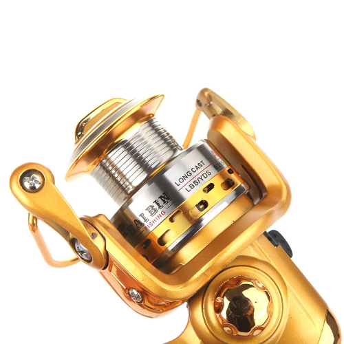 13+1BB Ball Bearings Left/Right Interchangeable Collapsible Handle Fishing Spinning Reel AF3000 5.5:1Sports &amp; Outdoor<br>13+1BB Ball Bearings Left/Right Interchangeable Collapsible Handle Fishing Spinning Reel AF3000 5.5:1<br>