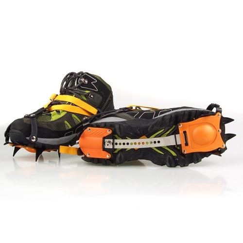 Strap Type Crampons Ski Belt High Altitude Hiking Slip-resistant 10 CramponSports &amp; Outdoor<br>Strap Type Crampons Ski Belt High Altitude Hiking Slip-resistant 10 Crampon<br>