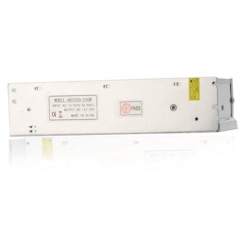 AC 110V/220V to DC 12V 20A 240W Voltage Transformer Switch Power Supply for Led StripHome &amp; Garden<br>AC 110V/220V to DC 12V 20A 240W Voltage Transformer Switch Power Supply for Led Strip<br>