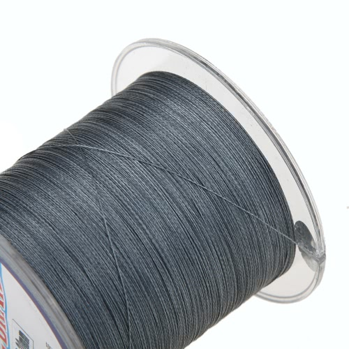 300M 30LB 0.2mm Fishing Line Strong Braided 4 Strands GreySports &amp; Outdoor<br>300M 30LB 0.2mm Fishing Line Strong Braided 4 Strands Grey<br>