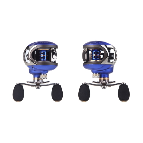LMA200 10+1BB Ball Bearings Left Hand Baitcasting Fishing Reel High Speed 6.3:1Sports &amp; Outdoor<br>LMA200 10+1BB Ball Bearings Left Hand Baitcasting Fishing Reel High Speed 6.3:1<br>