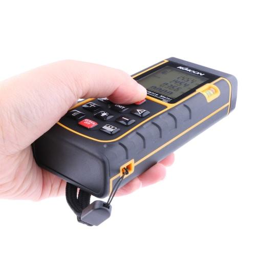 KKmoon RZE-70 70m/229ft Mini Digital Laser Distance Meter Range Finder Measure Distance Area Volume with Bubble LevelTest Equipment &amp; Tools<br>KKmoon RZE-70 70m/229ft Mini Digital Laser Distance Meter Range Finder Measure Distance Area Volume with Bubble Level<br>