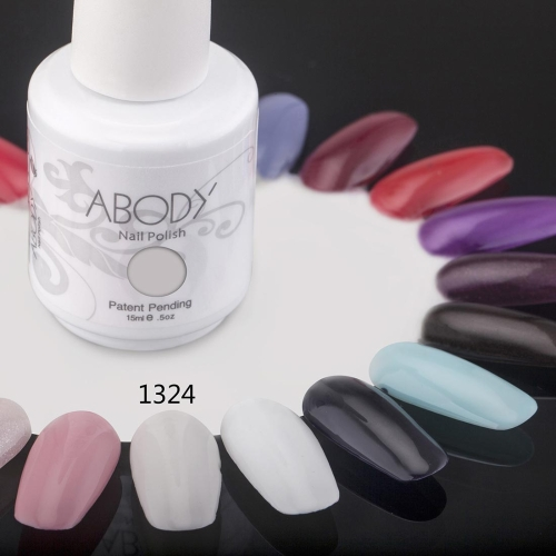 Abody 15ml Soak Off Nail Gel Polish Nail Art Professional Shellac Lacquer Manicure UV Lamp &amp; LED 177 Colors 1324Health &amp; Beauty<br>Abody 15ml Soak Off Nail Gel Polish Nail Art Professional Shellac Lacquer Manicure UV Lamp &amp; LED 177 Colors 1324<br>