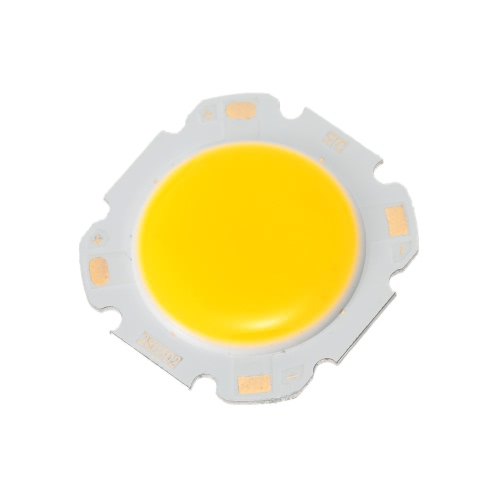 3W Round COB Super Bright LED Chip Light Lamp Bulb Warm White DC9-12VHome &amp; Garden<br>3W Round COB Super Bright LED Chip Light Lamp Bulb Warm White DC9-12V<br>