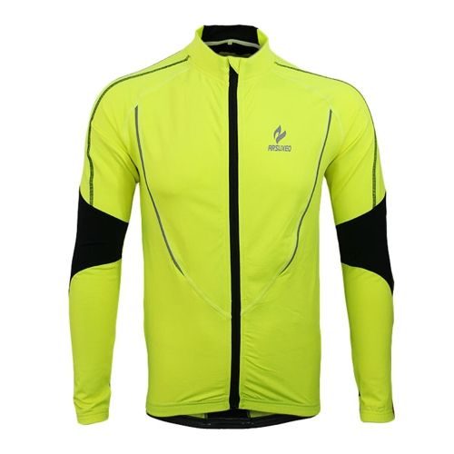 Arsuxeo Winter Warm Fleece Running Fitness Excercise Cycling Bike Bicycle Outdoor Sports Clothing Jacket Wear Wind Coat Long SleevSports &amp; Outdoor<br>Arsuxeo Winter Warm Fleece Running Fitness Excercise Cycling Bike Bicycle Outdoor Sports Clothing Jacket Wear Wind Coat Long Sleev<br>