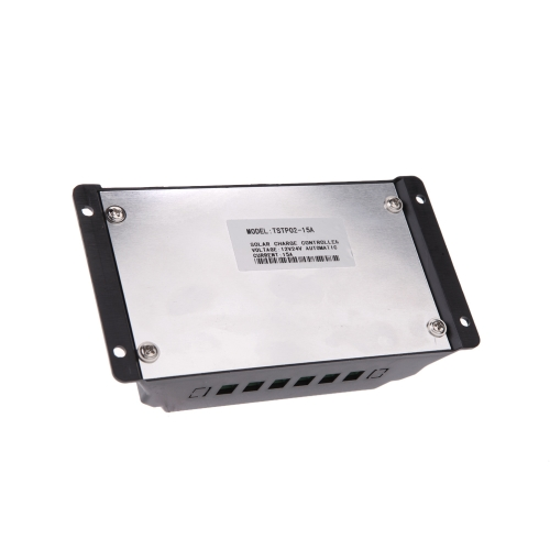 15A 12V/24V Solar Controller Auto Regulator Solar Panel Cell Lamp Charge Battery LED Street Lighting Overload ProtectionHome &amp; Garden<br>15A 12V/24V Solar Controller Auto Regulator Solar Panel Cell Lamp Charge Battery LED Street Lighting Overload Protection<br>