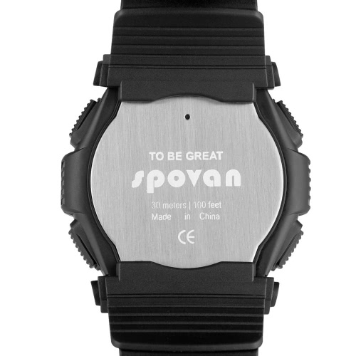 3ATM Waterproof Sports Spovan Blade-? Multifunction Outdoor Digital Watch Barometer Altimeter Thermometer Weather Forecast StopwatSports &amp; Outdoor<br>3ATM Waterproof Sports Spovan Blade-? Multifunction Outdoor Digital Watch Barometer Altimeter Thermometer Weather Forecast Stopwat<br>