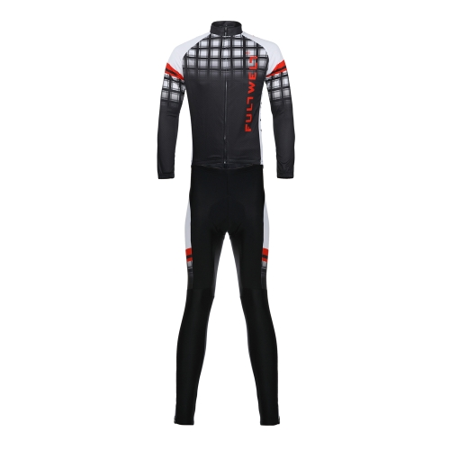 Cycling Clothing Set Sportswear Bicycle Bike Outdoor Long Sleeve Jersey + Pants Breathable MenSports &amp; Outdoor<br>Cycling Clothing Set Sportswear Bicycle Bike Outdoor Long Sleeve Jersey + Pants Breathable Men<br>