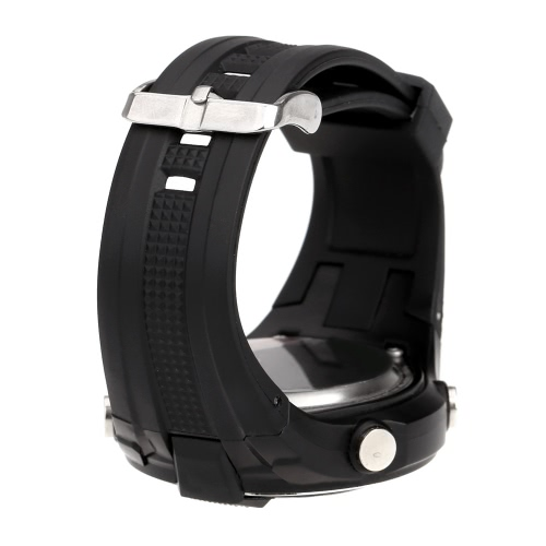 3ATM Water-resistant Sports Wireless Heart Rate Monitor Fitness Exercise Watch with Chest Strap Outdoor CyclingSports &amp; Outdoor<br>3ATM Water-resistant Sports Wireless Heart Rate Monitor Fitness Exercise Watch with Chest Strap Outdoor Cycling<br>