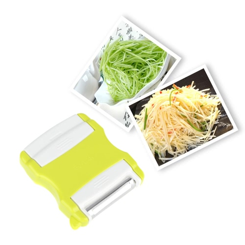 2 in 1 Peeler Grater Slicer Cutter for Vegetables Potatoes Apple Household Kitchen Cooking Gadget ToolHome &amp; Garden<br>2 in 1 Peeler Grater Slicer Cutter for Vegetables Potatoes Apple Household Kitchen Cooking Gadget Tool<br>