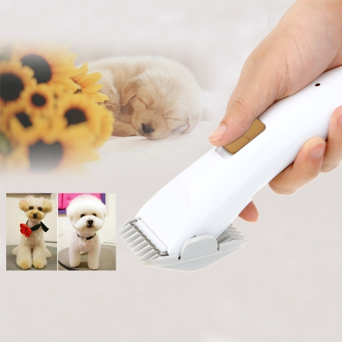 100-240V Professional Rechargeable Electric Pet Animal Dog Cat Clipper Hair Trimmer Hairdressing ToolHome &amp; Garden<br>100-240V Professional Rechargeable Electric Pet Animal Dog Cat Clipper Hair Trimmer Hairdressing Tool<br>