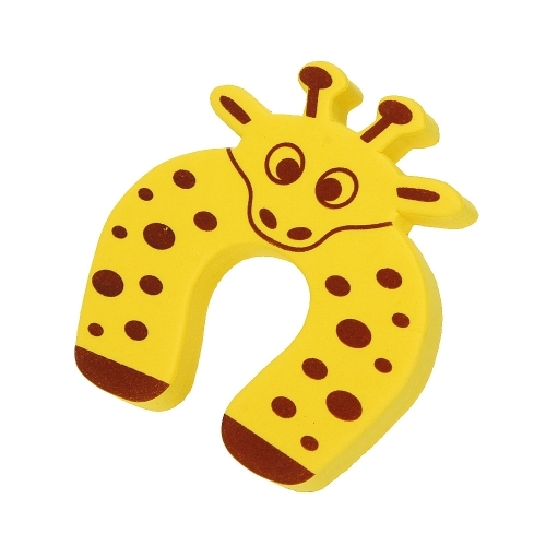 Animal Cartoon Stop Door Stopper Holder Lock Safety Guard Finger Protection for Children Kids BabyHome &amp; Garden<br>Animal Cartoon Stop Door Stopper Holder Lock Safety Guard Finger Protection for Children Kids Baby<br>