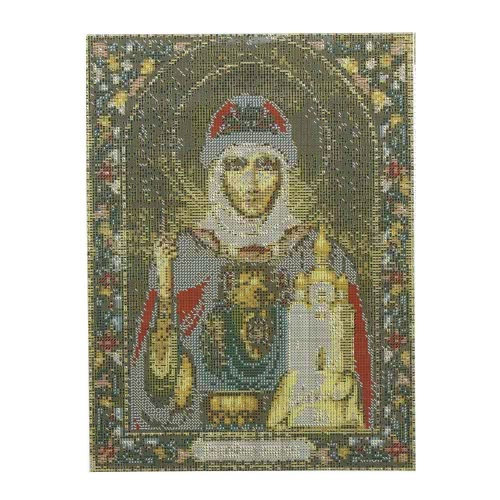 DIY Handmade Diamond Painting Set Religious Figure Resin Rhinestone Pasted Cross Stitch for Home Decoration 30*40cmHome &amp; Garden<br>DIY Handmade Diamond Painting Set Religious Figure Resin Rhinestone Pasted Cross Stitch for Home Decoration 30*40cm<br>