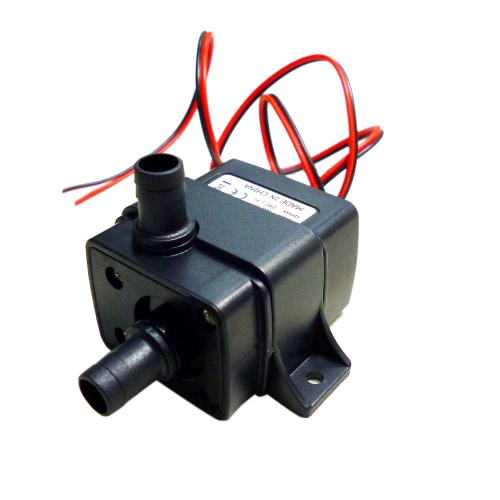 DC12V 4.8W Mini Brushless Submersible Water Pump for Fish Tank Aquarium Fountain FlowerpotHome &amp; Garden<br>DC12V 4.8W Mini Brushless Submersible Water Pump for Fish Tank Aquarium Fountain Flowerpot<br>