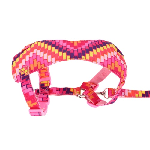 Pet Dog Harness Set  Large &amp; Medium Sized Dog Running Leash Dog Traction Rope + Harness + Collar LHome &amp; Garden<br>Pet Dog Harness Set  Large &amp; Medium Sized Dog Running Leash Dog Traction Rope + Harness + Collar L<br>