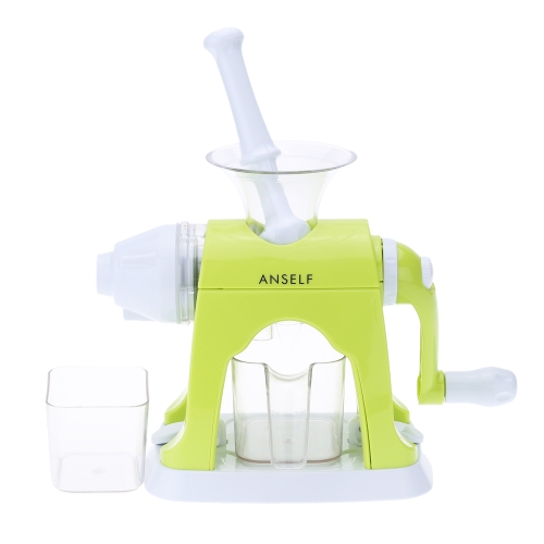 Anself Multifunctional Manual Juicer Fruit SqueezerHome &amp; Garden<br>Anself Multifunctional Manual Juicer Fruit Squeezer<br>