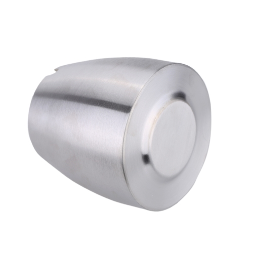 Stainless Steel Windproof Taper Ashtray Cigarette Cigar Ash Holder with Column BracketHome &amp; Garden<br>Stainless Steel Windproof Taper Ashtray Cigarette Cigar Ash Holder with Column Bracket<br>