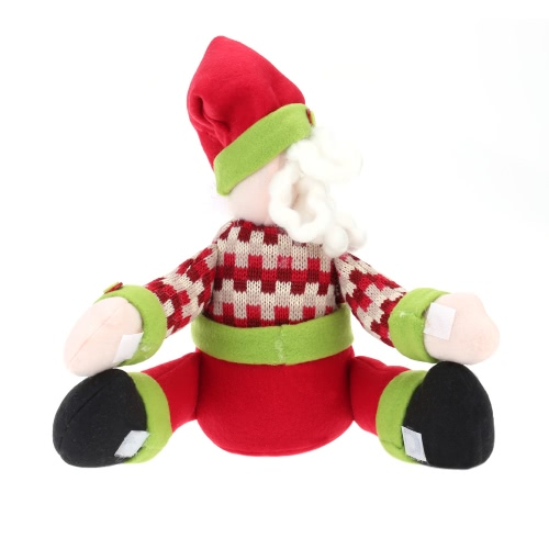Hot Sale Lovely Decors for Winebottle Cover Doll Wine Bottle Decorate Christmas Santa Cover DecorationHome &amp; Garden<br>Hot Sale Lovely Decors for Winebottle Cover Doll Wine Bottle Decorate Christmas Santa Cover Decoration<br>