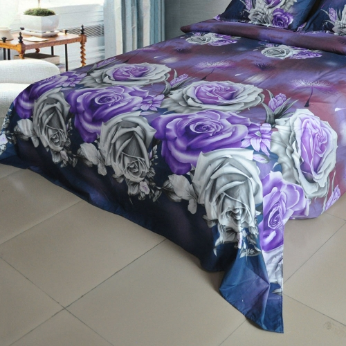 Peony Flower Tree Pattern 4Pcs 3D Printed Bedding Set Bedclothes Home Textiles King Queen Size Quilt Cover Bed Sheet 2 PillowcasesHome &amp; Garden<br>Peony Flower Tree Pattern 4Pcs 3D Printed Bedding Set Bedclothes Home Textiles King Queen Size Quilt Cover Bed Sheet 2 Pillowcases<br>