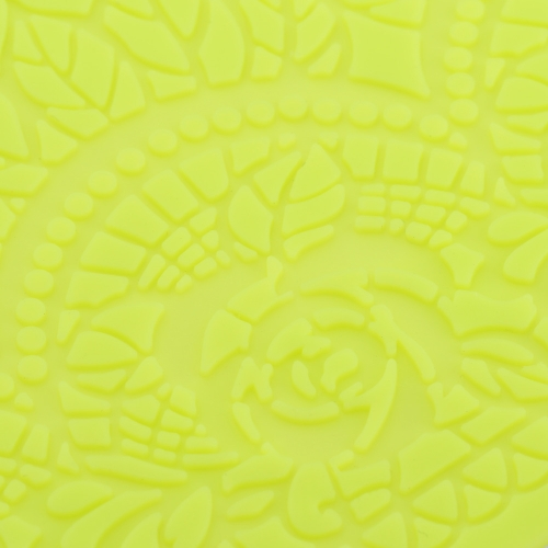 39.5*29.5cm Light Green Silicone Fondant Cakes Flowers Leaves Pattern Decorating Baking Mold DIY Cake Decoration Kitchen ToolHome &amp; Garden<br>39.5*29.5cm Light Green Silicone Fondant Cakes Flowers Leaves Pattern Decorating Baking Mold DIY Cake Decoration Kitchen Tool<br>