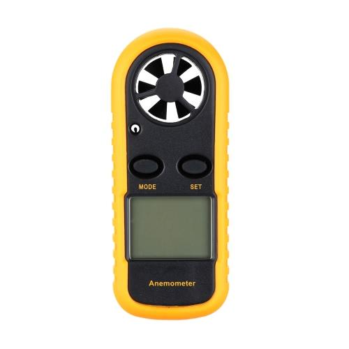 Numérique Thermomètre Anémomètre