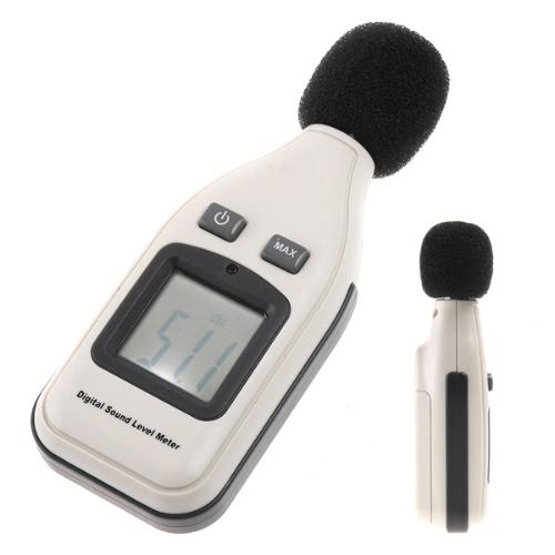 KKmoon Sonomètre numérique levier