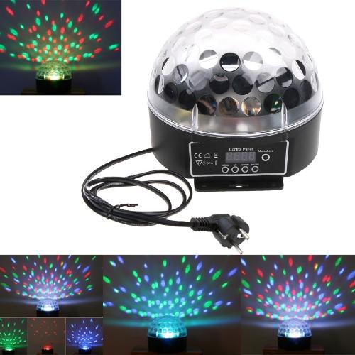 20W 6LEDs RGB Crystal Magic Ball Effect lightHome &amp; Garden<br>20W 6LEDs RGB Crystal Magic Ball Effect light<br>