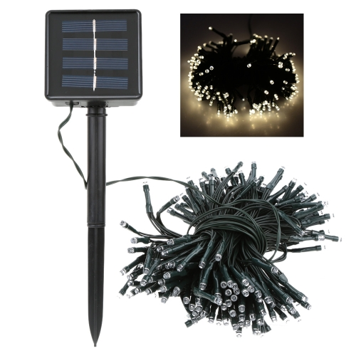Solar LED String Light 200 LEDHome &amp; Garden<br>Solar LED String Light 200 LED<br>