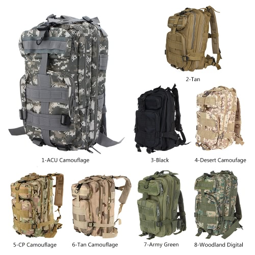 30L Outdoor Sport Military Tactical BackpackSports &amp; Outdoor<br>30L Outdoor Sport Military Tactical Backpack<br>