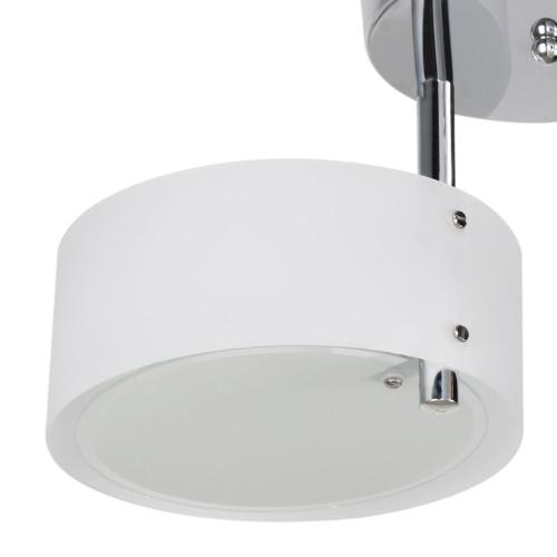 Acrylic Chandelier Ceiling Lighting with 2 Lights Chrome Finish 110-120VHome &amp; Garden<br>Acrylic Chandelier Ceiling Lighting with 2 Lights Chrome Finish 110-120V<br>