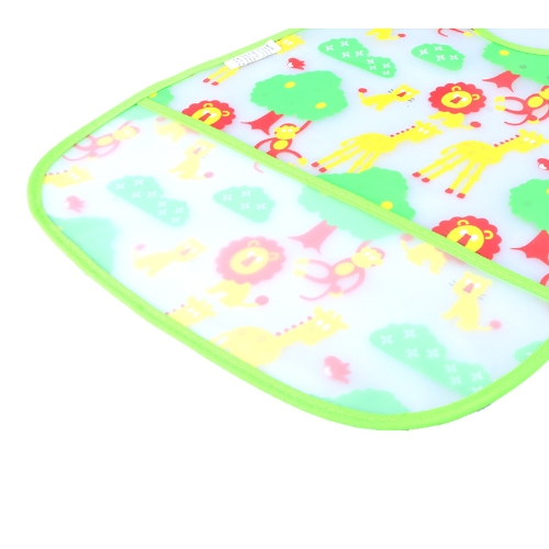Cute Forest Baby Bib Infant Saliva Towel Waterproof Unisex with PouchApparel &amp; Jewelry<br>Cute Forest Baby Bib Infant Saliva Towel Waterproof Unisex with Pouch<br>