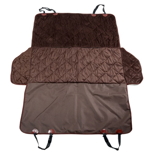 Non-slip Pet Car Back Seat Cover Water-proof Dog Safety Hammock Protector Mat for Trunk SUV Pet SupplyHome &amp; Garden<br>Non-slip Pet Car Back Seat Cover Water-proof Dog Safety Hammock Protector Mat for Trunk SUV Pet Supply<br>
