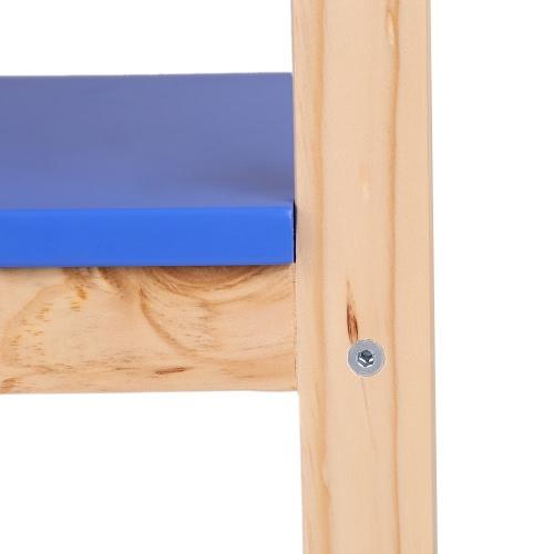 iKayaa Cute Wooden Kids Chair Stool Solid Pine Wood Children Stacking School Chair Furniture 80KG Load CapacityHome &amp; Garden<br>iKayaa Cute Wooden Kids Chair Stool Solid Pine Wood Children Stacking School Chair Furniture 80KG Load Capacity<br>